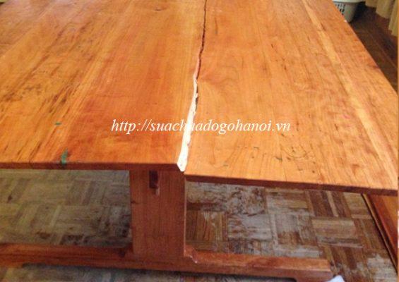 thợ mộc sửa chữa đồ gỗ bị nứt gãy tại hà nội