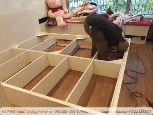 Đóng mới đồ gỗ các loại theo yêu cầu