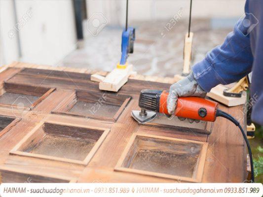 Đặc điểm chung của dịch vụ sửa chữa đồ gỗ tại nhà hiện nay