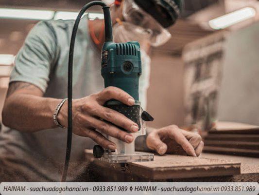 Chất lượng dịch vụ sửa chữa đồ gỗ Hải Nam
