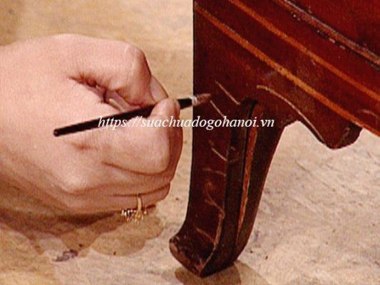Quy trình sửa chữa bàn, ghế gỗ tại Hải Nam