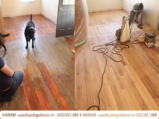 Sửa chữa đồ gỗ cũ hỏng, giải pháp tiết kiệm chi phí hiệu quả