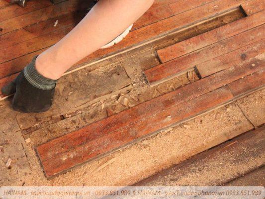 Sửa chữa đồ gỗ nhà bạn khi nào