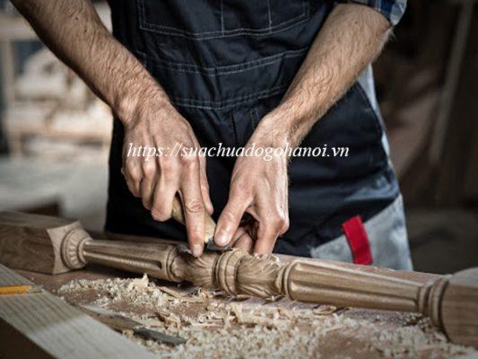 Sửa chữa đồ gỗ tại quận Hoàng Mai Hà Nội