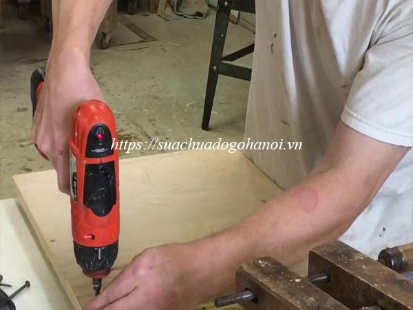 Tư vấn lựa chọn đơn vị sửa chữa đồ gỗ tại Quận Hoàng Mai - Hà Nội