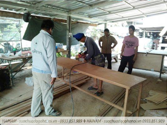 Sửa chữa đồ gỗ tại quận Hà Đông Hà Nội liên hệ 093 385 1989 - 6