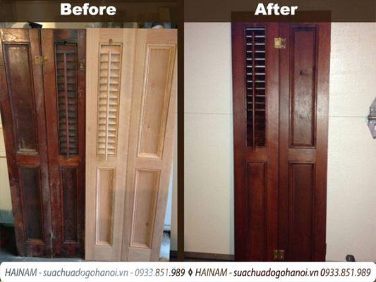 Tại sao lại có sự chênh lệch giá dịch vụ sửa chữa đồ gỗ