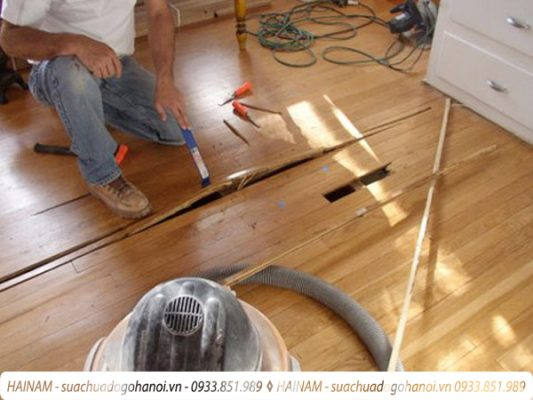 Tại sao sửa chữa đồ gỗ lại có có GIÁ RẺ