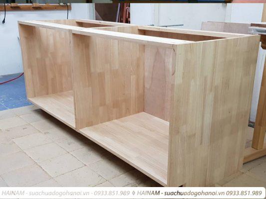 Đóng mới đồ gỗ dễ lắm