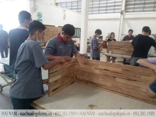 Dịch vụ tháo lắp đồ gỗ giá rẻ tại nhà có nên thuê