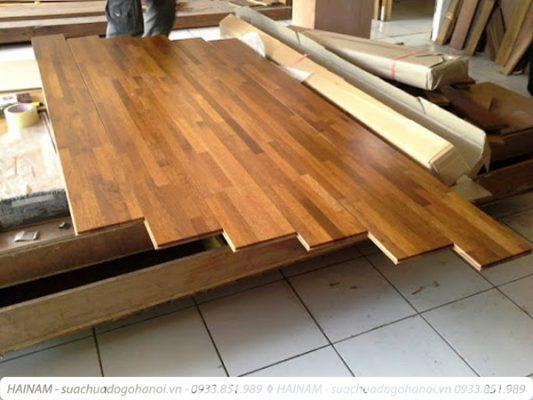 Sàn gỗ tự nhiên ghép (FJL)