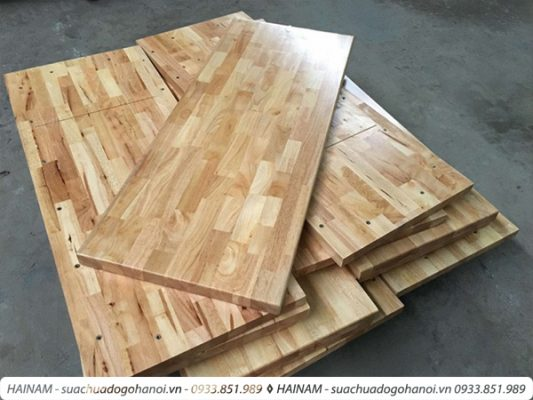 Sàn gỗ tự nhiên ghép (UNI)