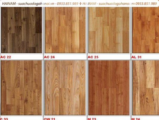 Tư vấn lựa chọn sàn gỗ phù hợp với nhu cầu